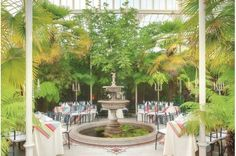 Hotel Wedding Venues, Sunroom, Table Decorations, Flowers, House, Home Decor, Sunrooms, Home, Haus