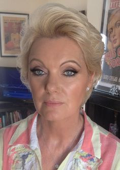 Image result for mother of the bride makeup
