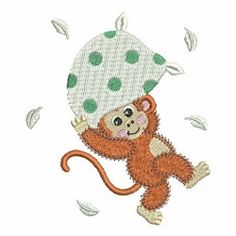 Five Little Monkeys Set, 18 Designs - 4x4 | What's New | Machine Embroidery Designs | SWAKembroidery.com Ace Points Embroidery