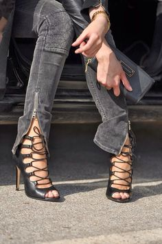 #strappy #sandals