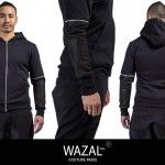 WAZAL COUTURE THE LION IN THE STREETS OF PARIS