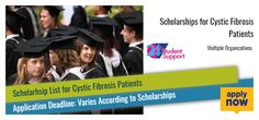 2017 Scholarships for Cystic Fibrosis Patients List