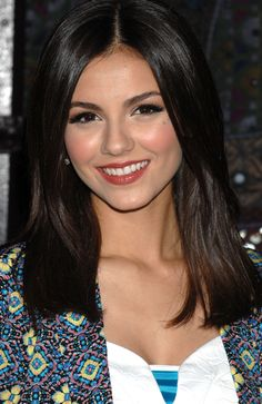 Victoria Justice, Big Time Rush press conference and tour announcement held at House of Blues on April 1, 2013 in West Hollywood, California.