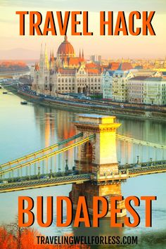 How to luxury travel hack Budapest. Here's how to get cheap Business Class flights from the US and a free stay at a luxury hotel in a suite! #Budapest #travelhack #traveltips #luxurytravel #travelhacking #travelwell4less European Travel Tips, Travel Tips For Europe, Road Trip Europe, Places To Travel, Travelling Europe, Travel Abroad, Budget Travel, Europe Destinations, Budapest