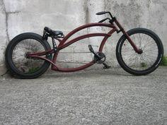 Bad ass bike. Functionality, I don't need no stinkin' functionality.