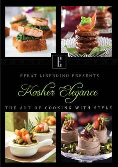 Kosher Elegance by Efrat Libfroind 2011 Hardcover >>> You can find more details by visiting the image link.
