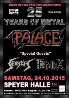 New-Metal-Media der Blog: New-Metal-Media - Eventtipp 25 Years of Metal