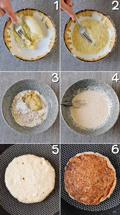 Vegan banana oat flour pancakes for breakfast! This basic recipe is healthy, gluten-free, refined sugar-free, dairy-free, egg free & very easy! Oat Pancakes Vegan, Oat Flour Pancakes, Banana Oat Pancakes, Banana Oats, Ella Vegan, Dairy Free, Gluten Free, 3 Ingredients, Breakfast