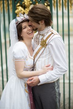 """Happily Ever After by Rayi-kun.deviantart.com on @deviantART - Cosplay of Rapunzel and Flynn Rider from """"Tangled"""", uploaded by the Rapunzel cosplayer"""