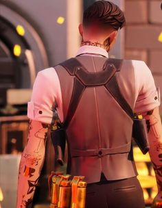 Character Costumes, Character Art, Yellow Jacket Outfit, Don T Go, Gaming Wallpapers, Last Jedi, Dope Art, 2d Art, Epic Games