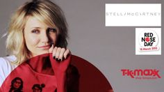 This 'making of' film was for Comic Relief's t-shirt campaign designed by Stella McCartney and sold in TKmaxx stores throughout the UK.  The film was shown online and in store by Tkmaxx, various editorial outlets and broadcast on the night during BBC television's 'Comic Relief' comedy bonanza.  Starring - Stella McCartney, David Gandi, Liv Tyler, James Mcavoy, Paul Bettany, Eddie Redmayne, Cameran Diaz and Kasabian.  Filmed By Mark Gostick, David Graham and Christopher Farber…