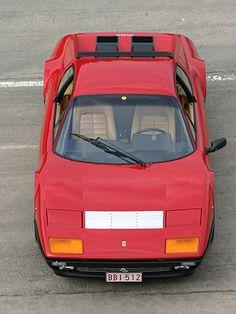 Ferrari 512 Berlinetta Boxer
