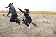 Pop Culture  Pop Culture-Inspired Engagement Photos- hp