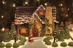 All sizes | 12-30-14 Gingerbread House iv | Flickr - Photo Sharing!
