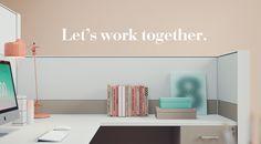 LET'S WORK TOGETHER /  Prof Office