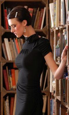 J'adore les robes noires by amparo