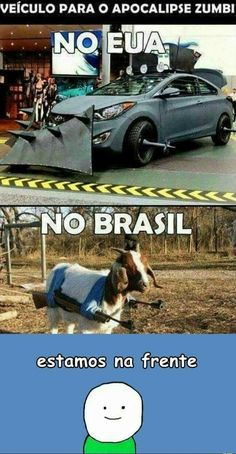 Avanço brasileiro