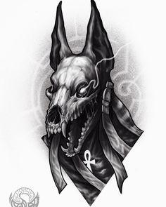 Rose Tattoos For Men, Tattoos For Guys, Chicano Art, Anubis, Old Friends, Airbrush, Blackwork, Horror, Batman
