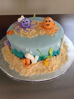 Ocean Cake ❤