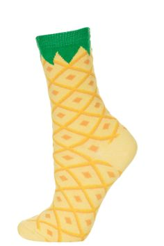 love them! Pineapple Ankle Socks