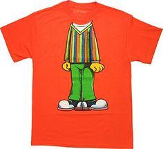 Sesame Street Bert Body T-Shirt