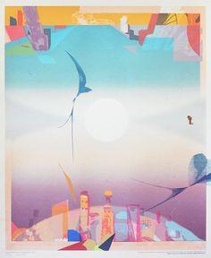 PVG > ORD | Sonnenzimmer, 2016