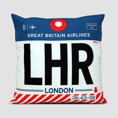 LHR - Pillow Cover