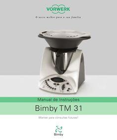 Bimby manual tm31_pt