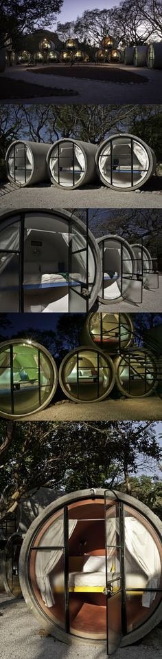 73 best concrete pipe housing images tiny houses container houses rh pinterest com