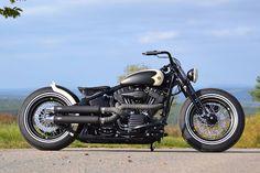 Gietl Bikes Harley bob