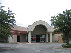 End of an era in North Richland Hills. North Hills Mall met it's demise in 2004.