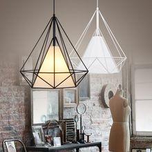 suspension azal e m tal noir lignes droites ampoule filament scandinave moderniste. Black Bedroom Furniture Sets. Home Design Ideas