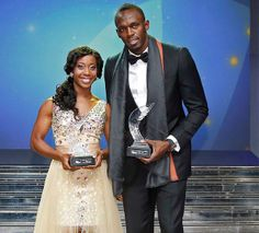 Usain Bolt and Shelly-Ann Fraser-Pryce clinched the most prestigious awards in track and field, the IAAF 2013 Male and Female World Athletes...