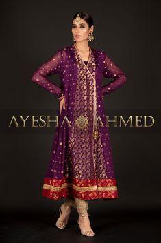 Formal Suits, Formal Wear, Designer Wear, Designer Dresses, Gold Pants, Party Wear Dresses, Indian Bridal, Bridal Collection, Frocks