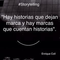 Hay historias que dejan marca. #Storytelling #marketing #producto #venezuela #caracas #writing #HISTORIAS #FelizViernes #relatos #cultura #cuentos