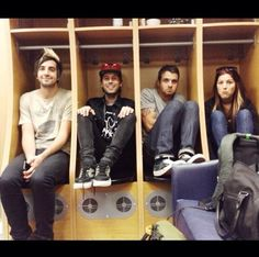 Is rian from all time low dating cassadee