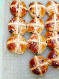 sexy hot cross buns