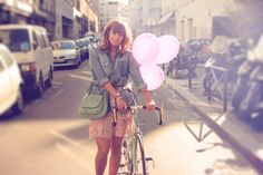Happy Balloons   Shop Claudine handbag here : http://sabrinaparis.fr/product.php?id_product=174