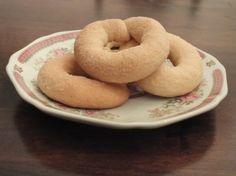 Rollos de anis. Anise Rolls. Anise Cookies.