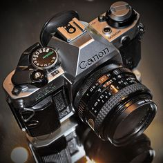 Canon AE-1 Program Review