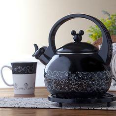 Gourmet Mickey Mouse Tea Kettle | Kitchen & Dinnerware | Adults | Disney Store