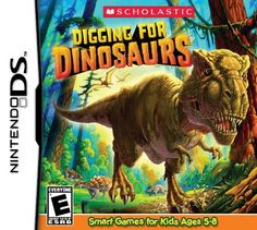 Digging for Dinosaurs  Nintendo DS * Click image to review more details. Note:It is Affiliate Link to Amazon.