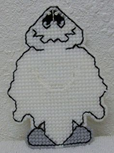 1833 Ghost Paws Here Bookmark by CraftsbyRandC on Etsy, $3.95