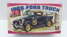 MPC 1928 Ford Pick Up Truck Model Kit 304 150 1 25 Scale   eBay