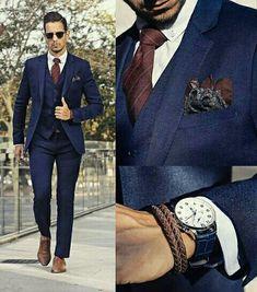 Pin de tj young em clothes classy suits, suit fashion e wedding suits. Suit Fashion, Fashion Outfits, Style Fashion, Fashion 2018, Classy Mens Fashion, Runway Fashion, Fashion Sale, Fashion Rings, Paris Fashion