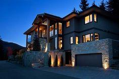 Fabulous Mountain Residence in Whistler with Astounding Mountain Views