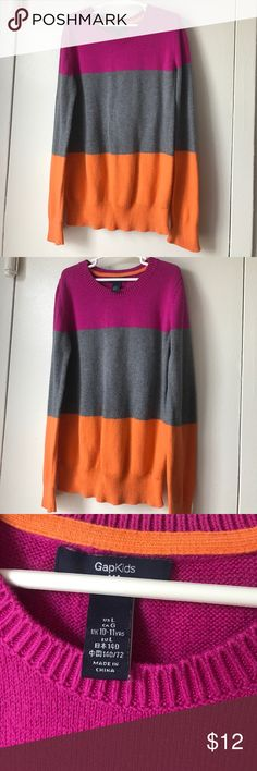 Gap kids Sweater Good Condition size L Gap Kids  Shirts & Tops Sweaters