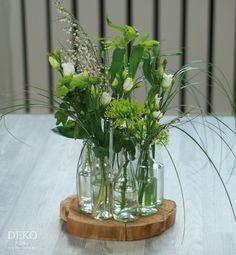DIY: ausgefallene Blumendeko zum Frühling von Deko-Kitchen