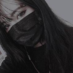 Aesthetic Women, Korean Aesthetic, Aesthetic Girl, Beatiful People, Pretty People, Korean Girl, Asian Girl, Aesthetic Grunge Outfit, Mask Girl