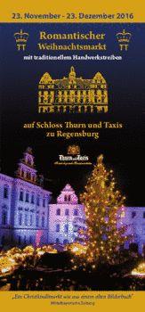 Romantischer Weihnachtsmarkt in Regensburg